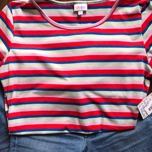 NWT LLR Gigi T shirt Size XL